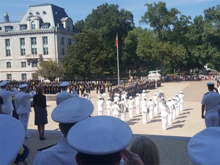 Desfile USNavy
