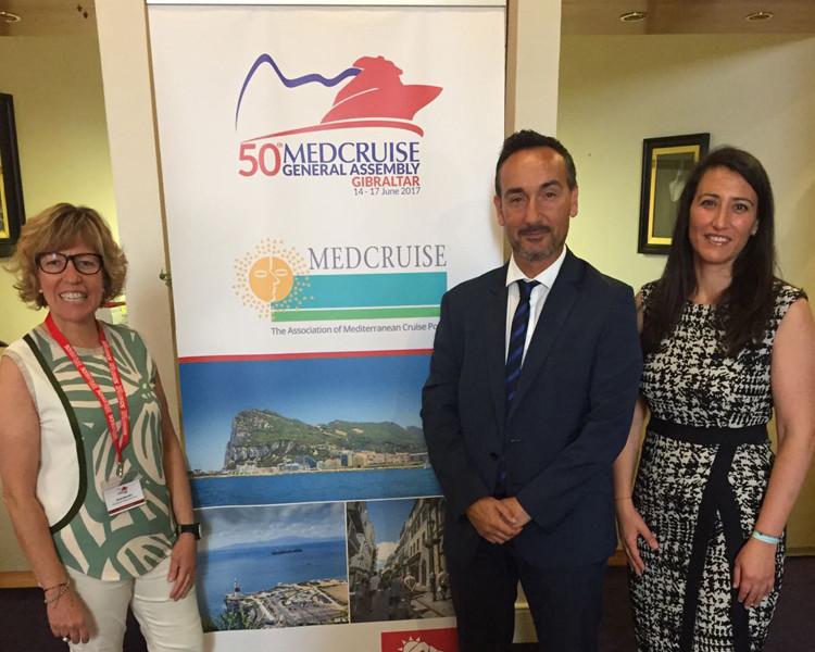 Medcruise Gibraltar