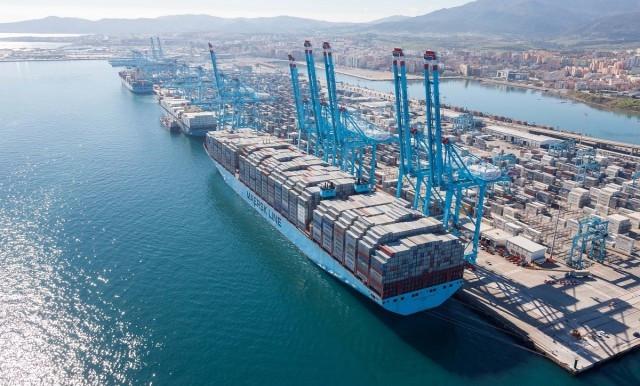Afbeeldingsresultaat voor puerto de algeciras