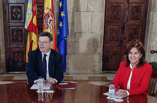 SEPI presidenta Valencia web110118