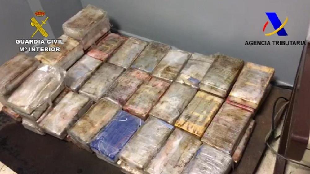 CocainaPuertodeAlgeciras