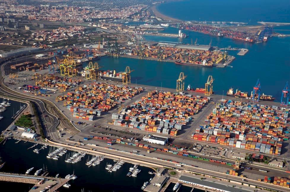 Comercio exterior valenciaport