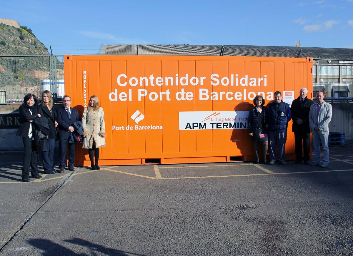 PortdeBarcelonaNadalSolidari