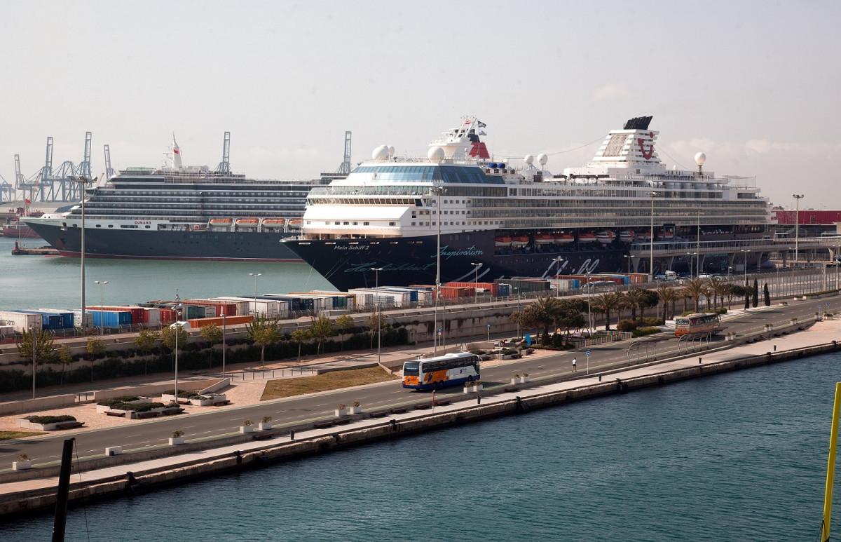 Valencia cruceros