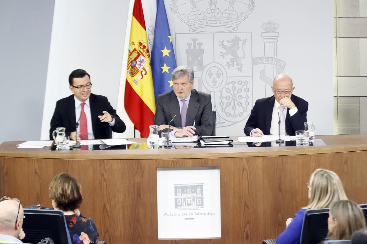 Consejo de Ministros   Portavoz