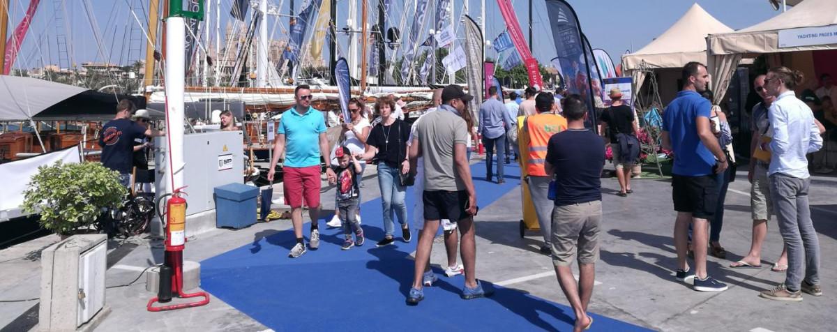 Puerto de Huelva  feria megayates
