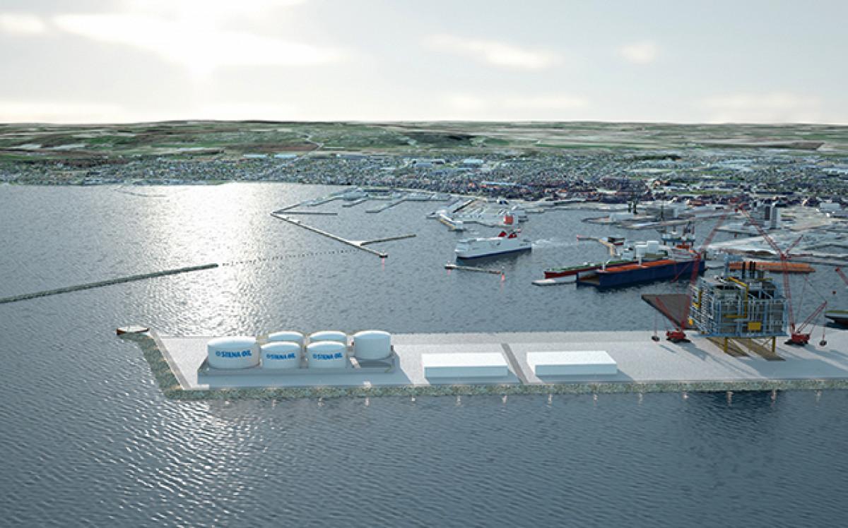 Stena Oil Frederikshavn