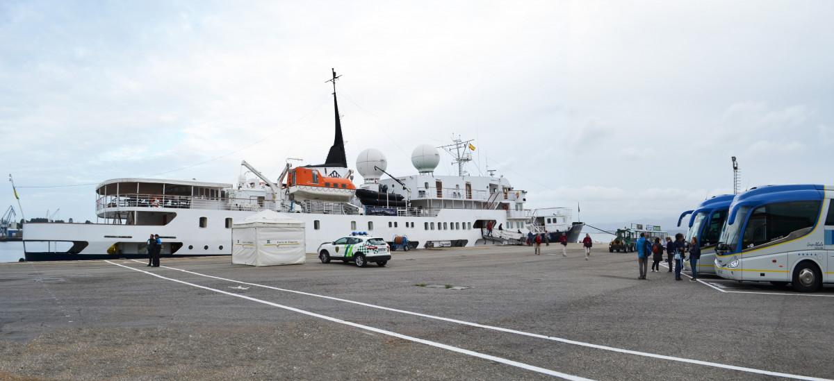 Vilagarcu00eda crucero serenissima
