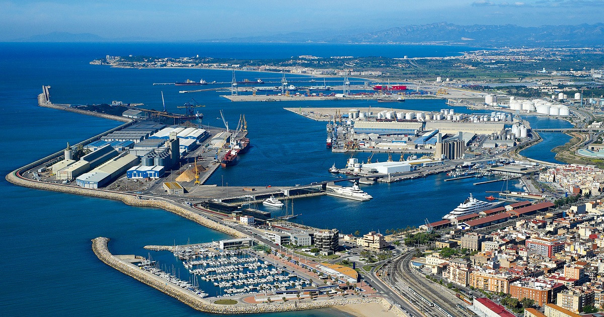 Port de Tarragona   panoramica0518