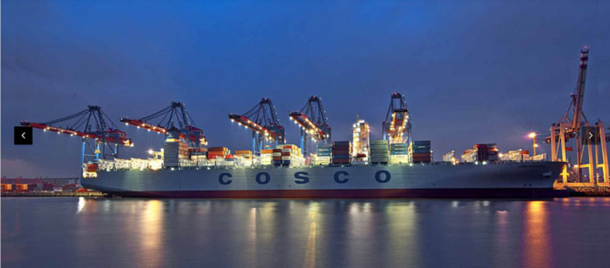 Vasco Shipping servicio Cosco