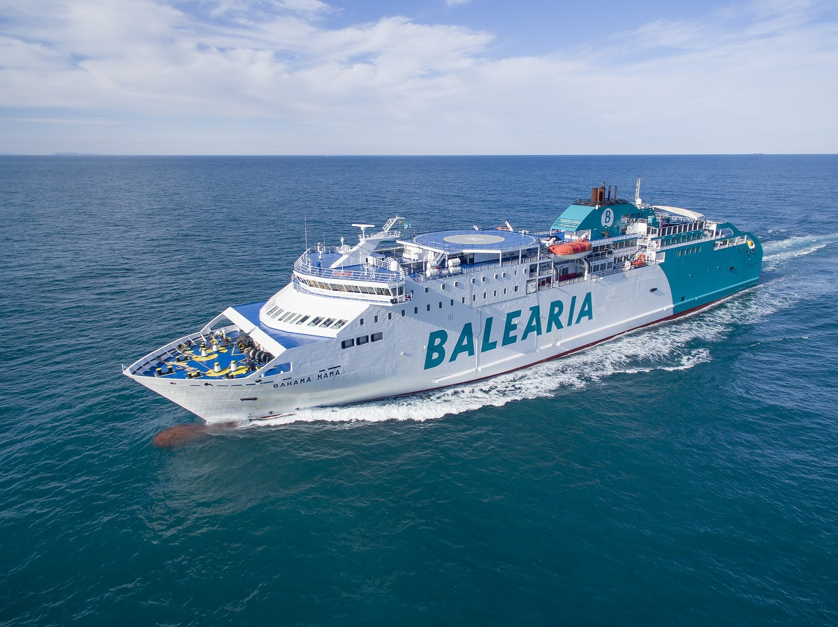 Balearia   Ferry   Bahama Mama