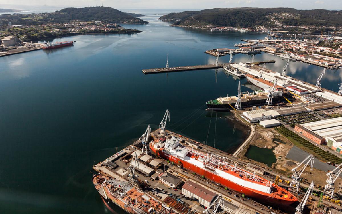 Puerto de Ferrol   GASERO
