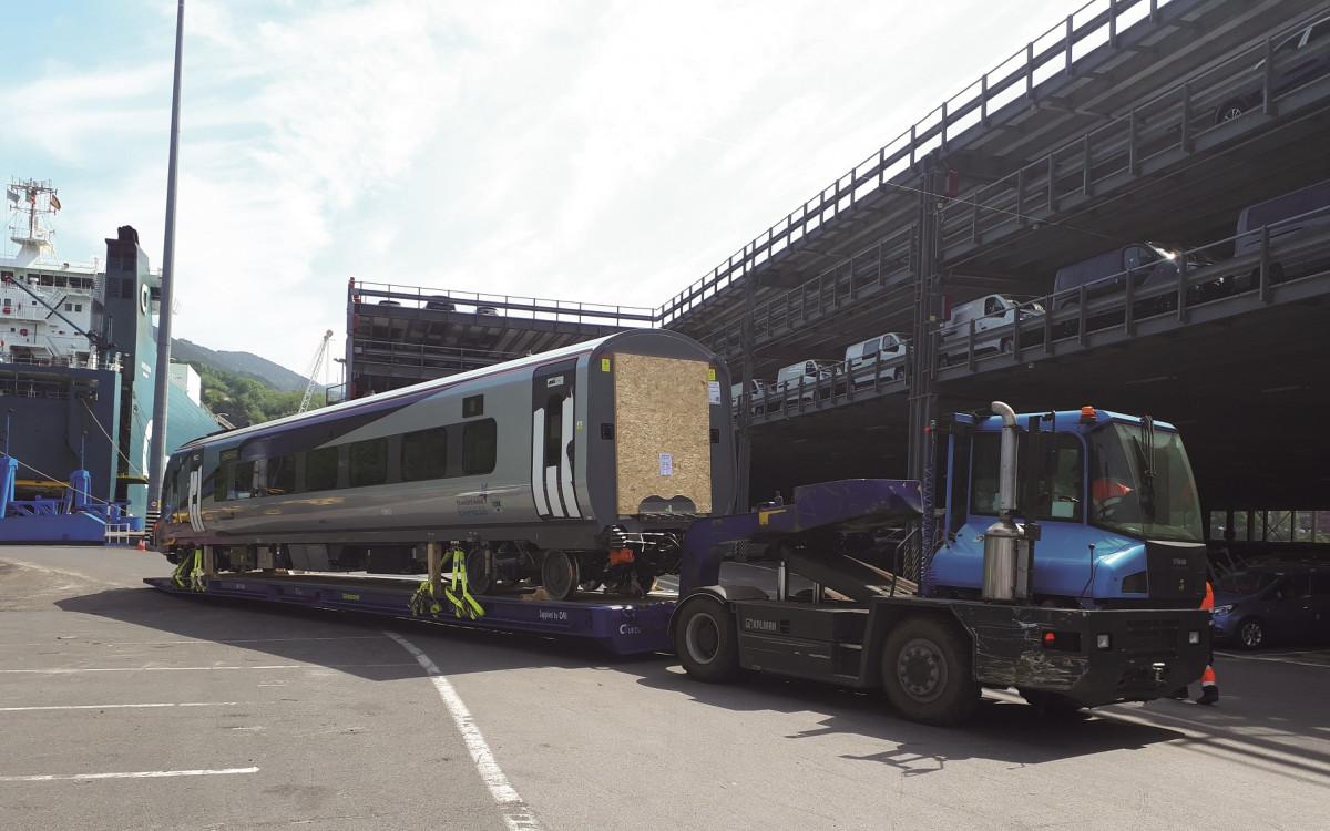 Noatum Logistics Rail Projects