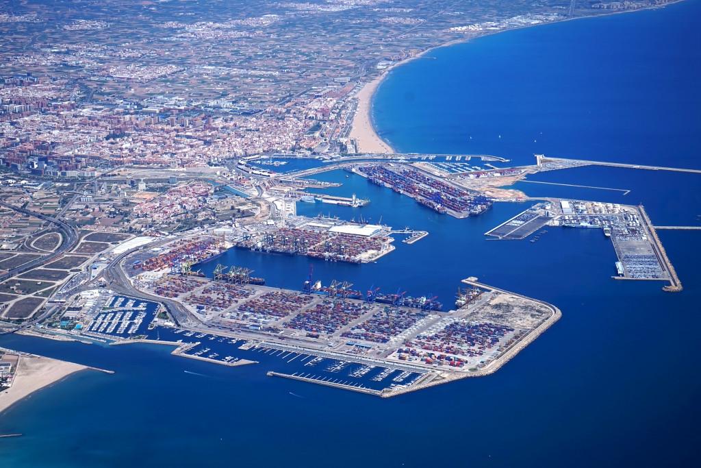 Valenciaport   panoramica mayo18