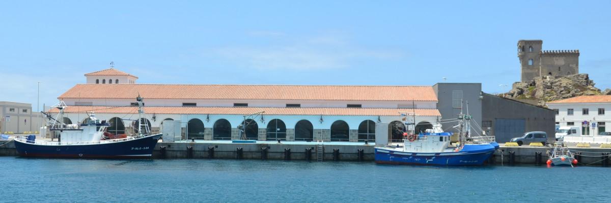 Puerto de Tarifa   Lonja