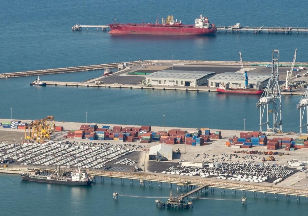 Port de Tarragona   Automu00f3viles