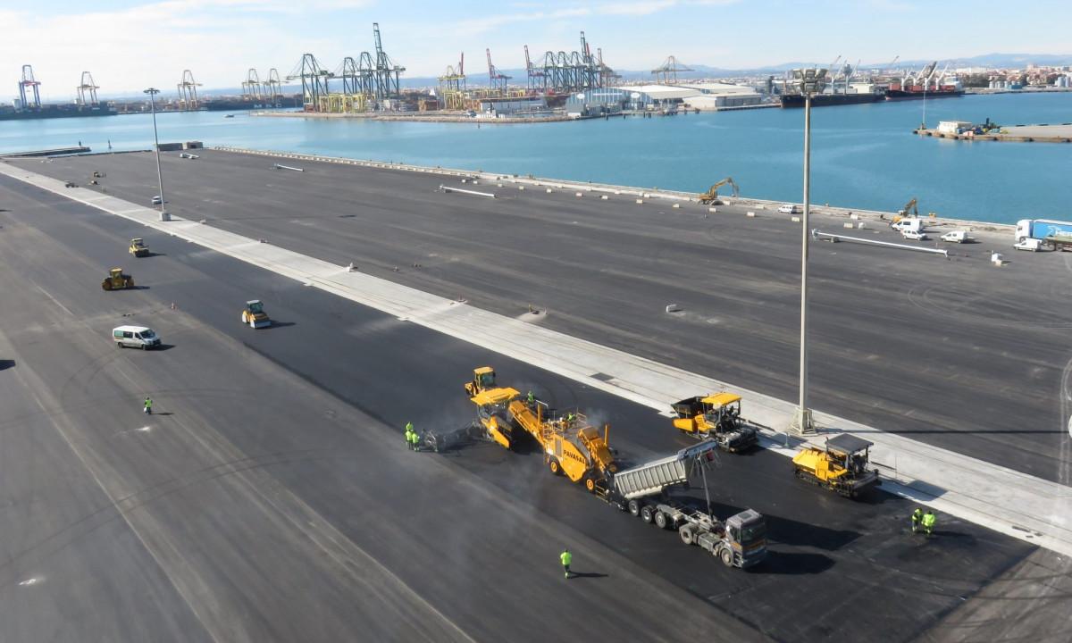 Valenciaport   obras