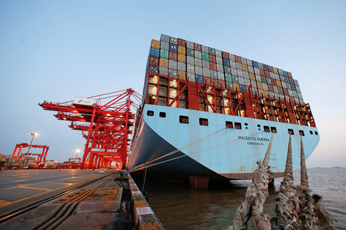 Maersk   danishflag maersk