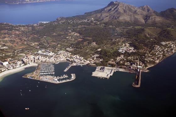 Puerto de Alcu00fadia
