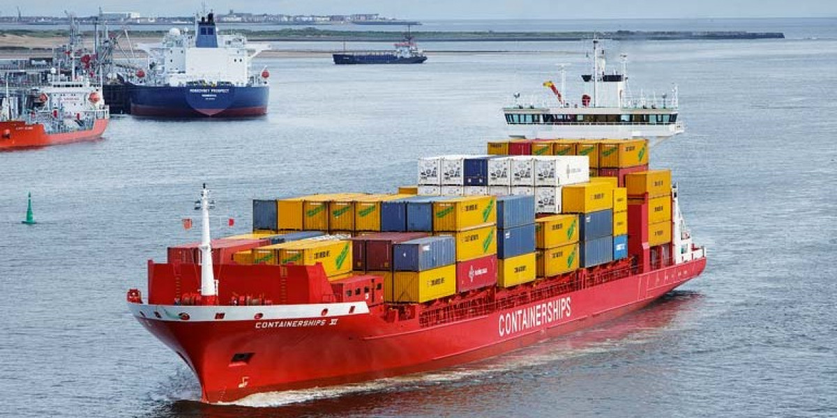 Containerships   CONTAINERSHIPS