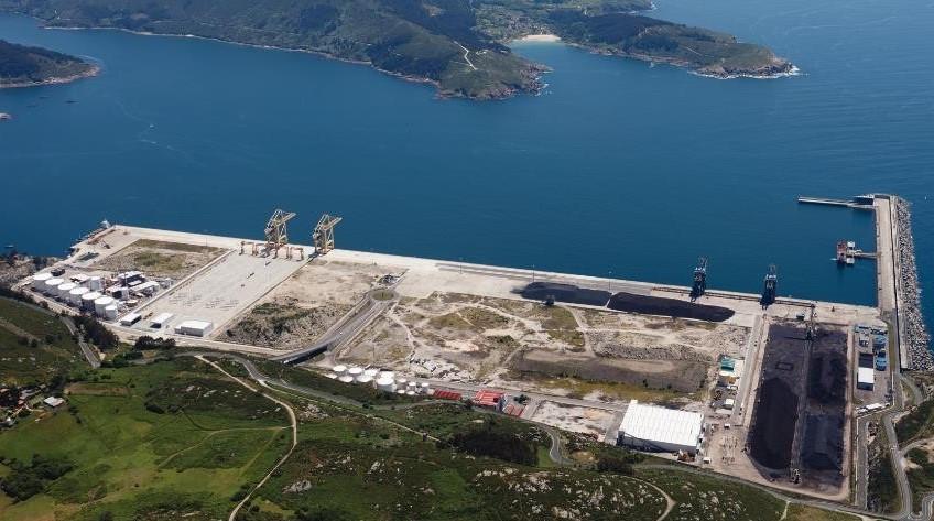 Yilport Ferrol General View