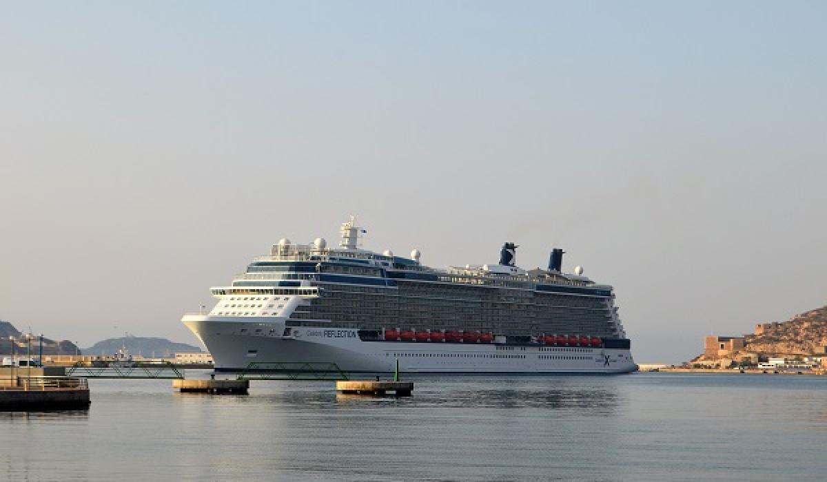 Puerto de Cartagena   Cruceros   j18