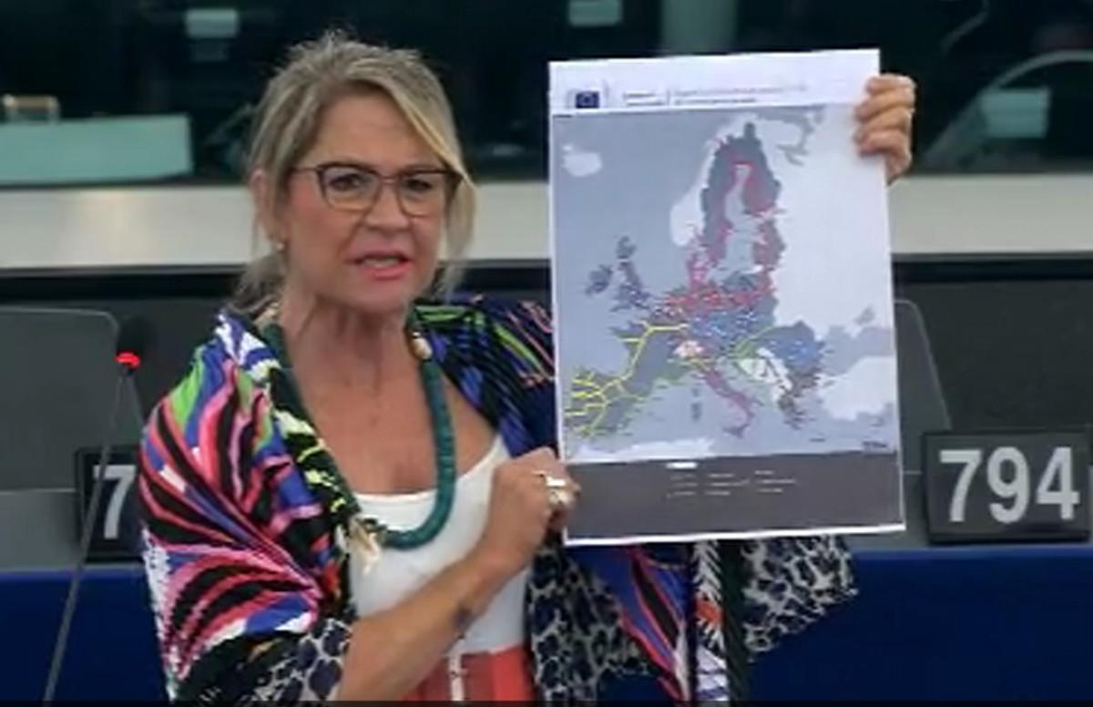 Valenciaport   Inmaculada Rodru00edguez Piu00f1ero   Parlamento Europeo