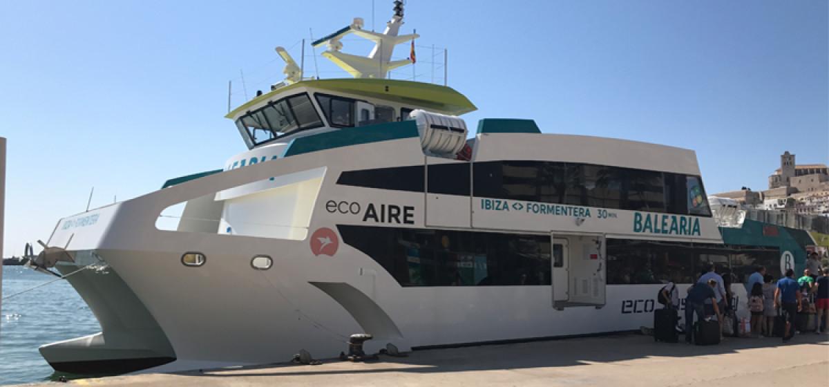 Balearia   Eco+Aire