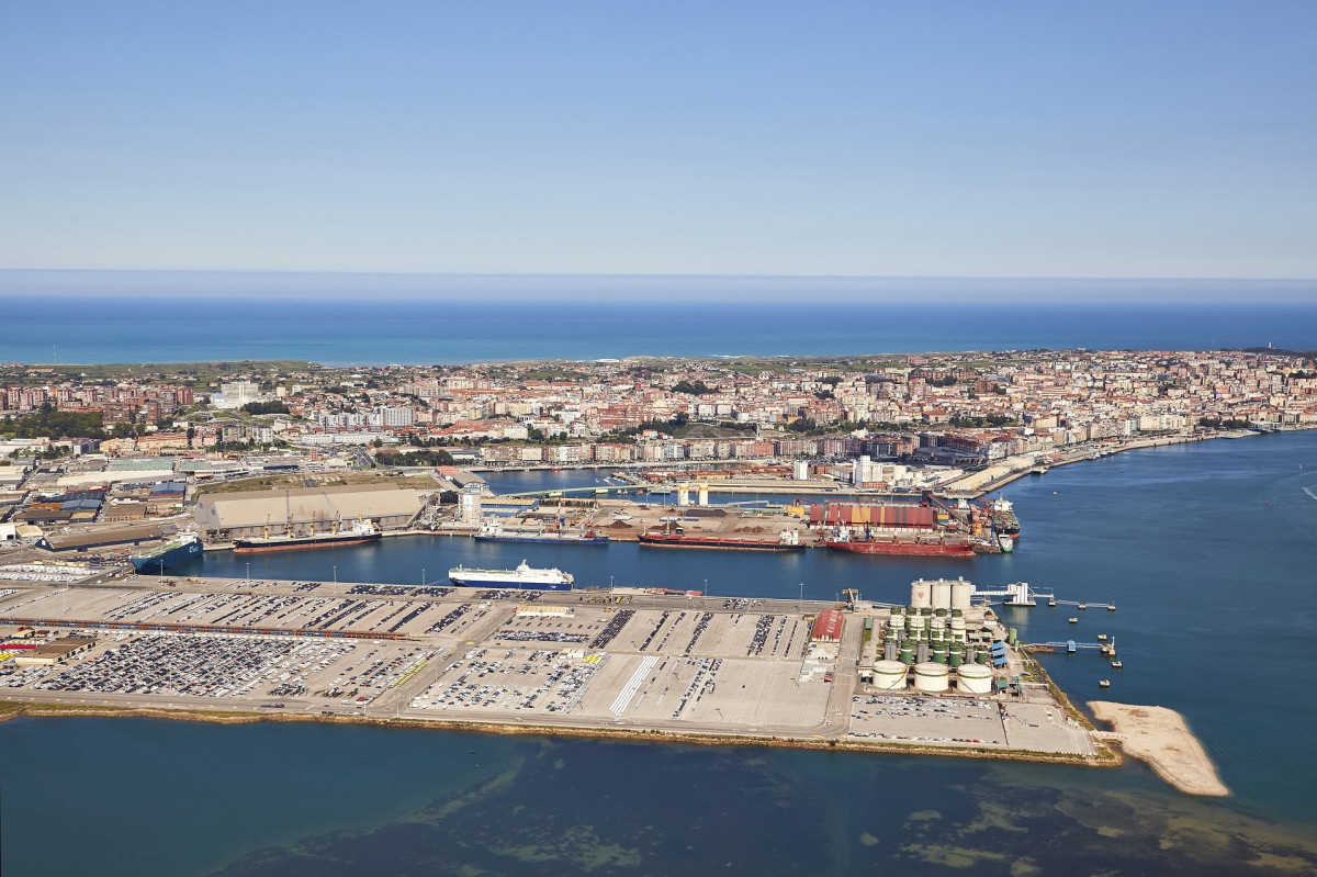 Puerto de Santander   panoramica jun18