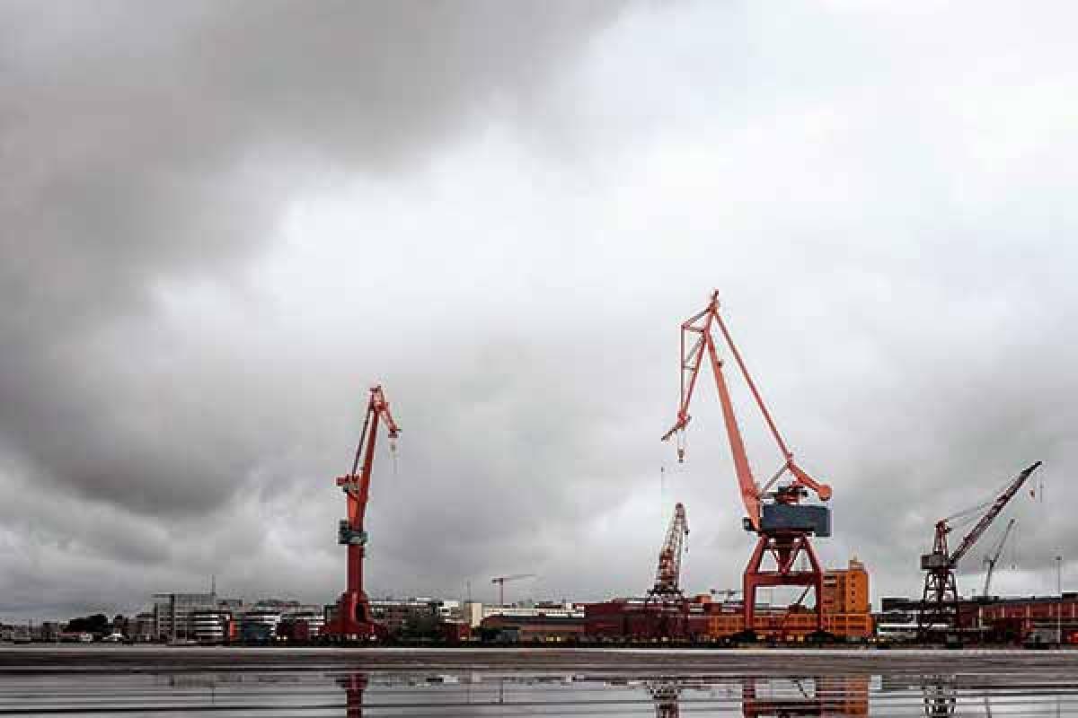 Para impulsar el sector maritimo y portuario de america latina se necesitan usd 55000 millones a 2040