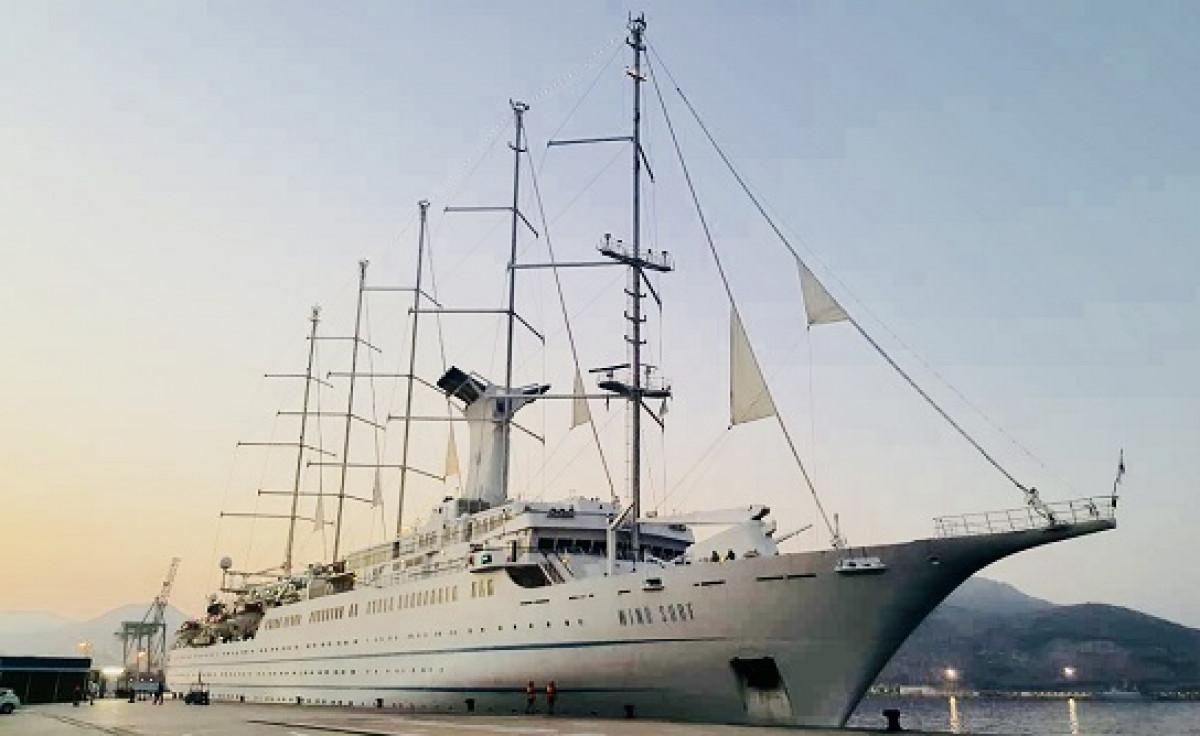Crucero windsurf cartagena