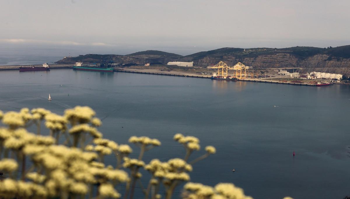 Puerto de Ferrol   Puerto Exterior   jul18