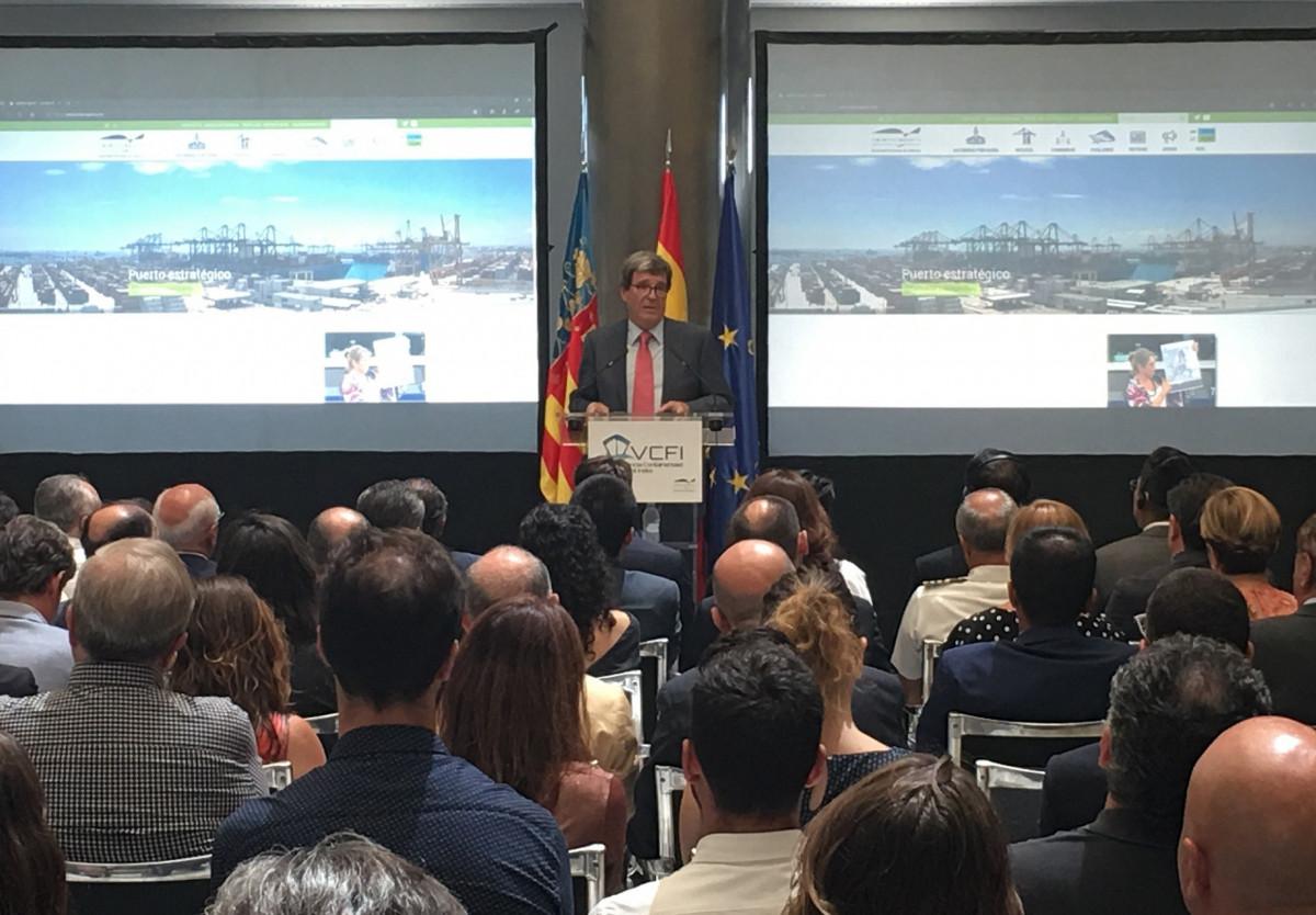 ValenciaPort   Presentaciu00f3n VCFI
