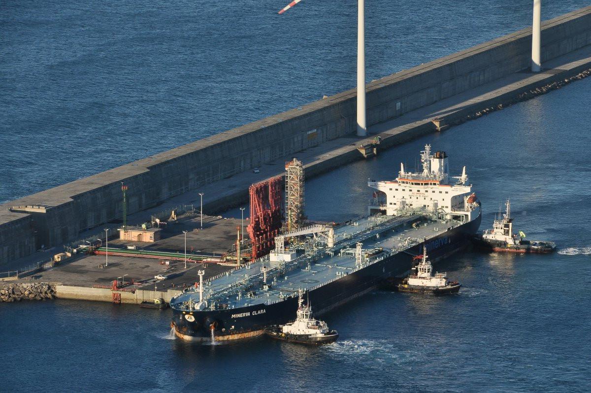 Puerto de Bilbao   Suministro de combustible
