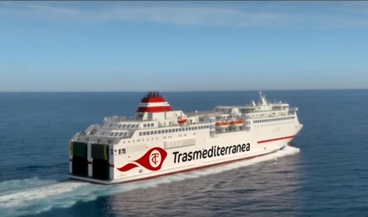 Trasmediterranea   nueva imagen