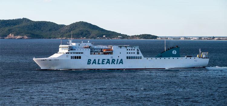 Balearia   buque