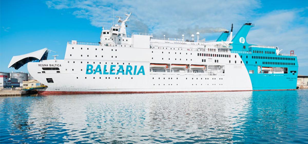Balearia   Regina Baltica