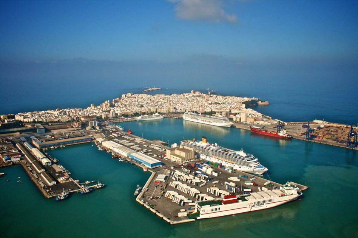 Puerto de Cu00e1diz   Cruceros