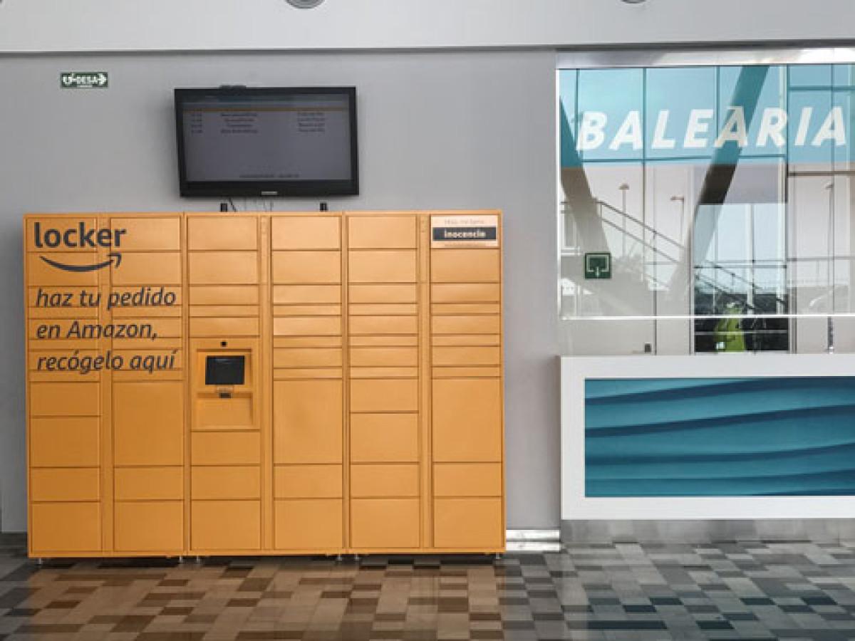 Balearia   Amazon locker