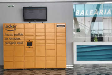 Balearia   Amazon locker