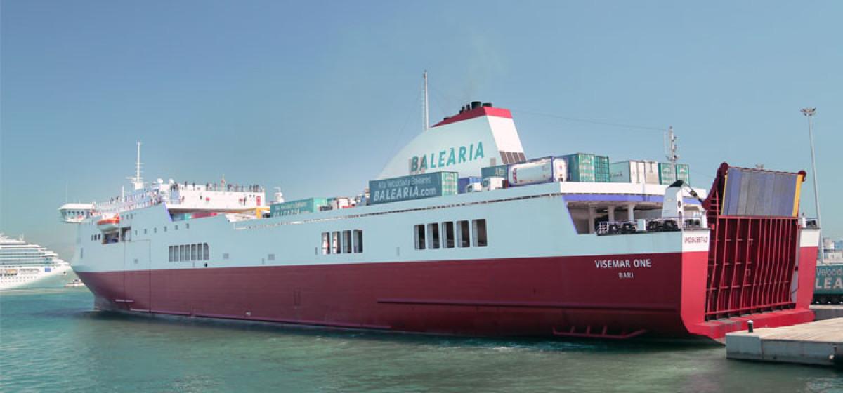 Balearia   visemar one