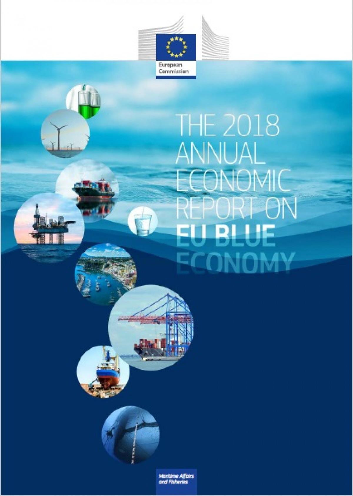 UE   Blue Economy   Informe 2018