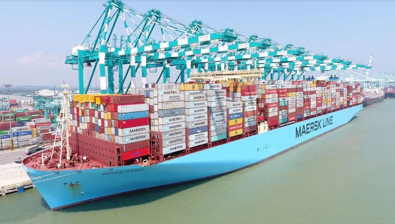 Maersk   Mumbai Maersk