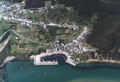 Portos de Galicia   O Barqueiro