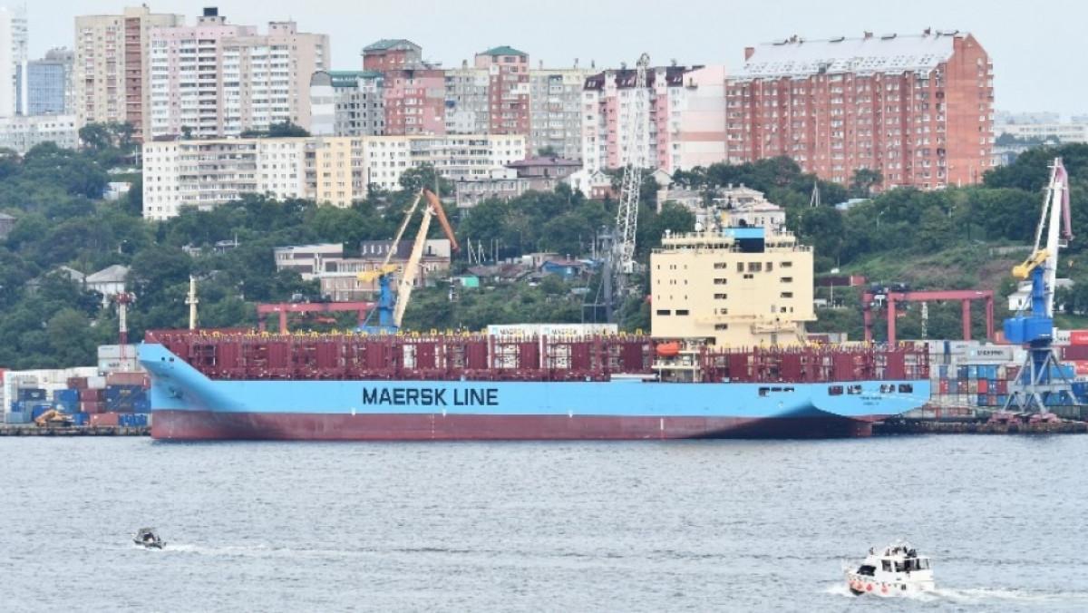 Maersk   Artico