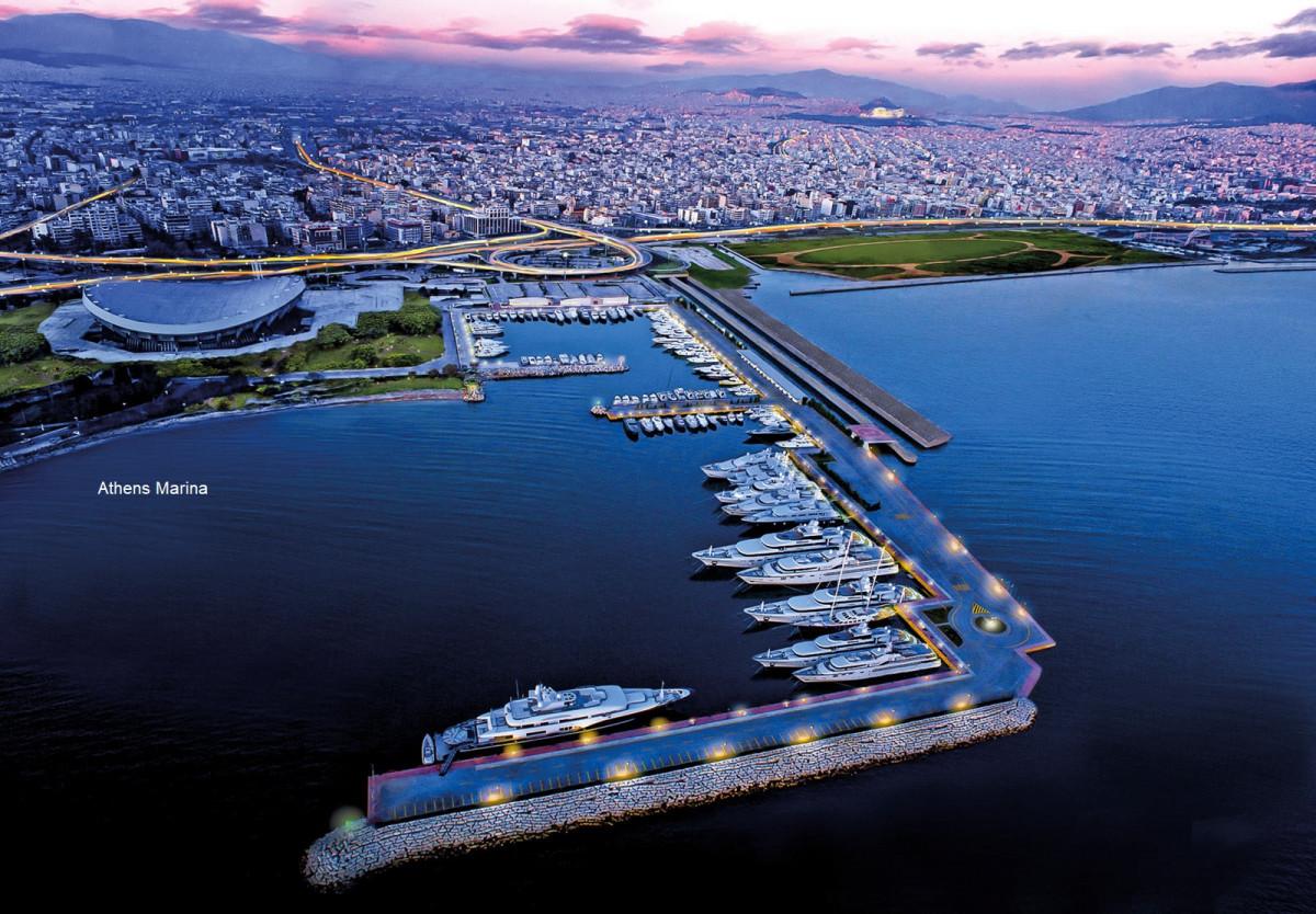athens marina