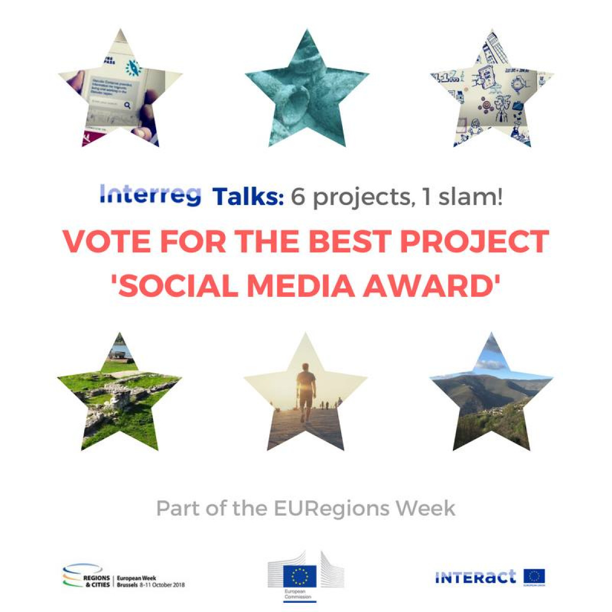 Interreg Social Media Award