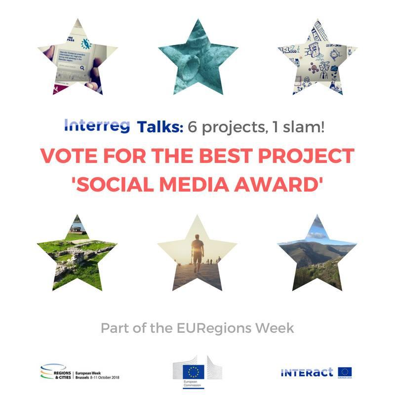Interreg Social Media Award