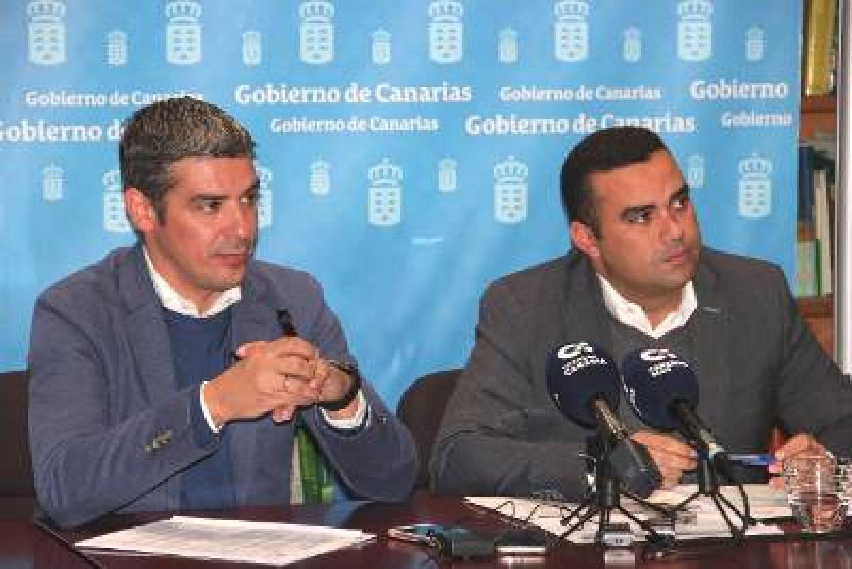 Narvay Quintero y Abel Morales POSEI 2018 1