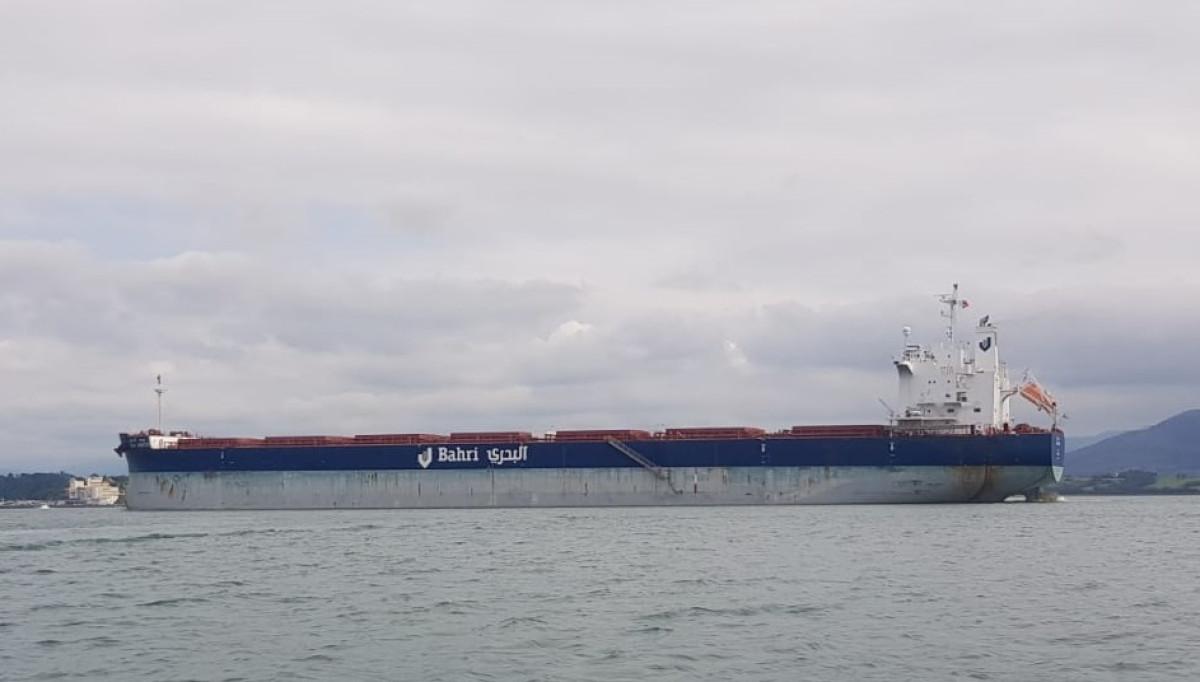 Puerto de Santander   granelero